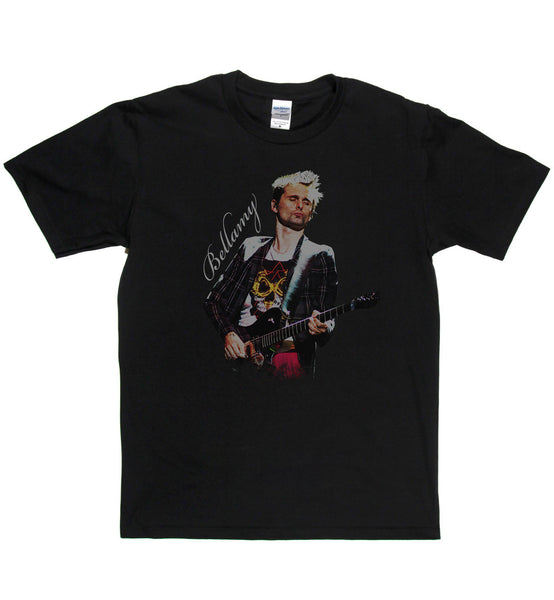 Matt Bellamy Live T Shirt