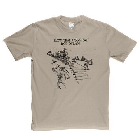 Bob Dylan Slow Train Coming T-Shirt