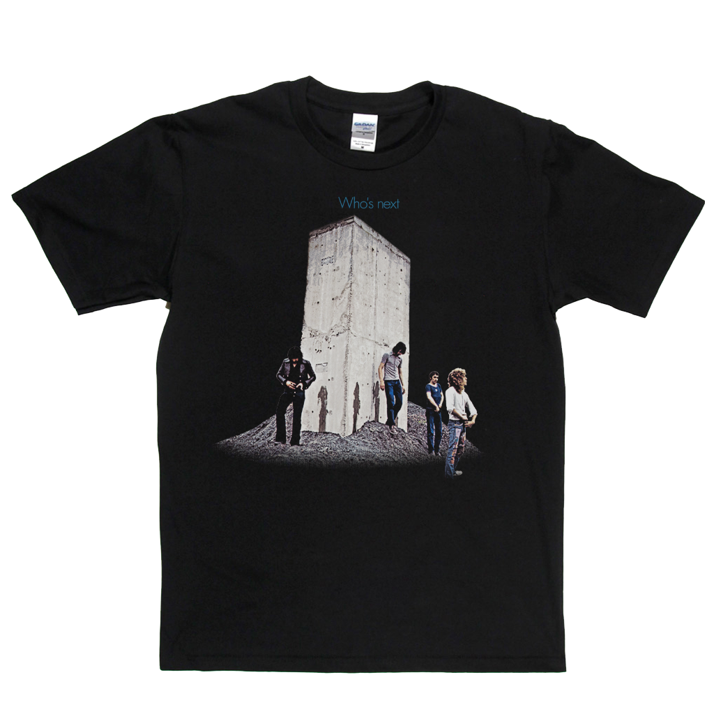 The Who Whos Next T-Shirt