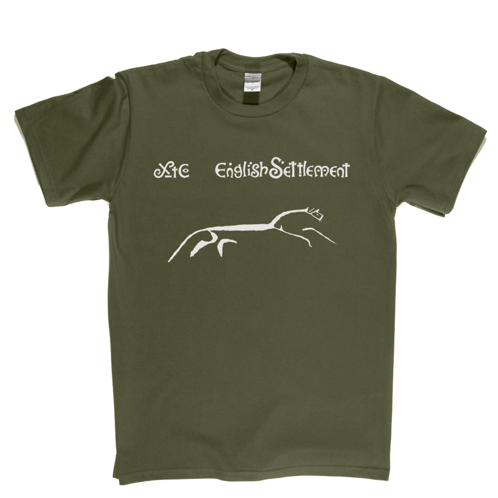 XTC English Settlement T-Shirt