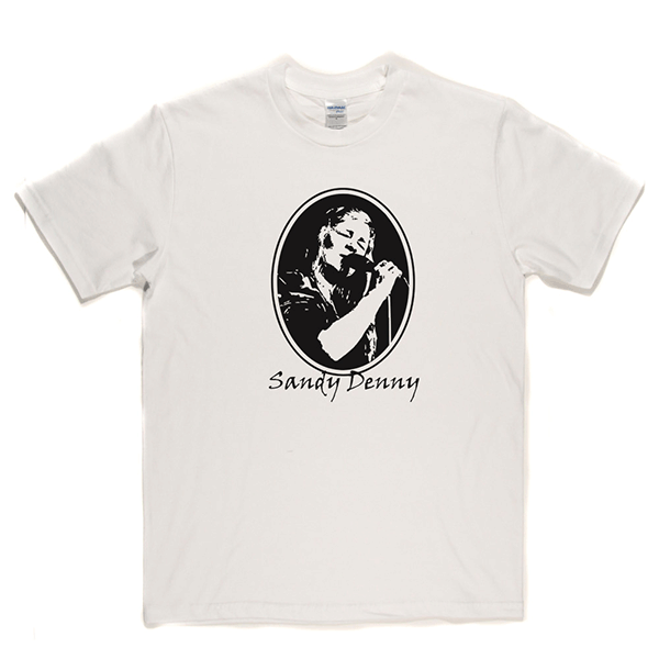 Sandy Denny T-shirt