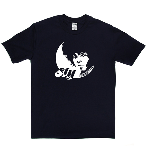 Sly Stone T-shirt
