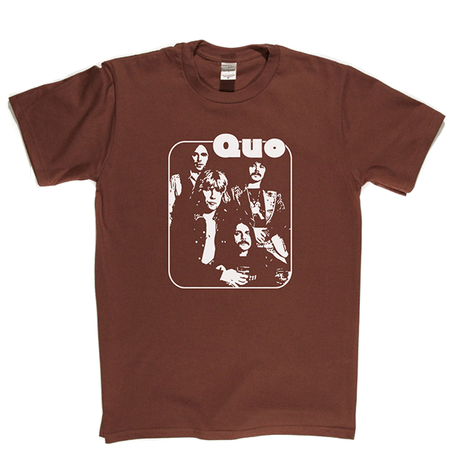 Quo The Band T-shirt