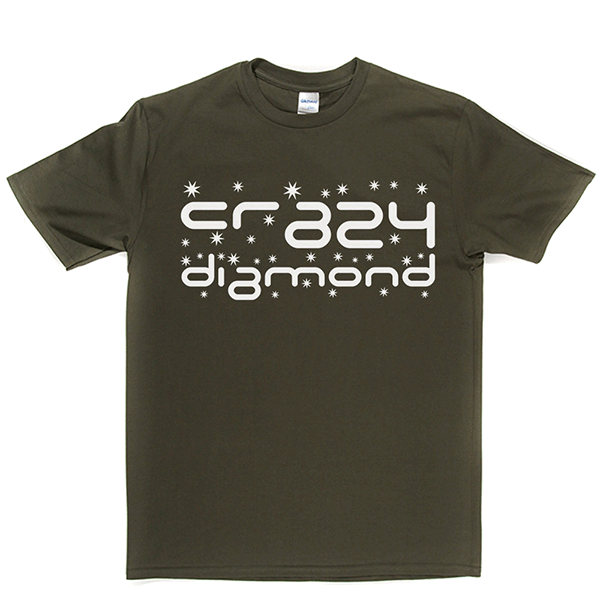 Crazy Diamond T Shirt