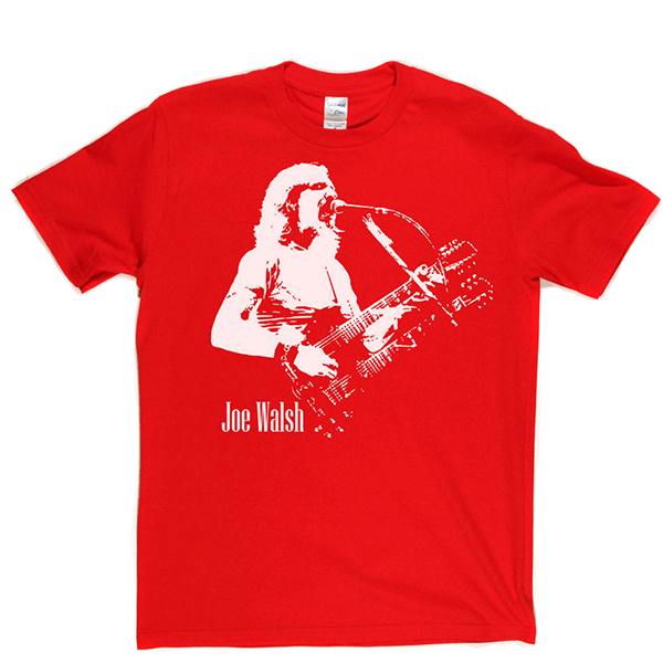 Joe Walsh T Shirt