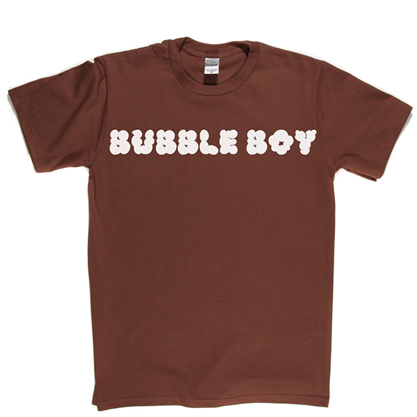 Bubble Boy T Shirt