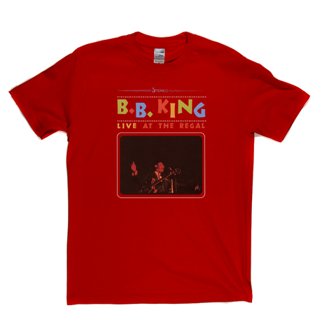 BB King Live At The Regal T-Shirt
