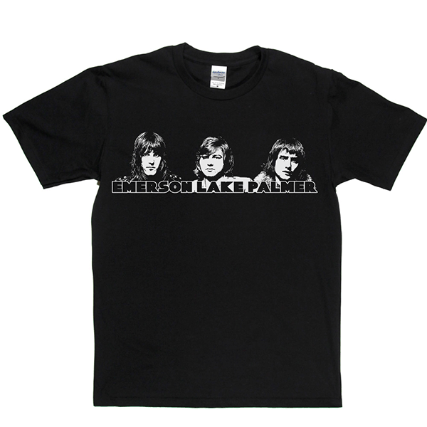 Emerson Lake Palmer T-shirt