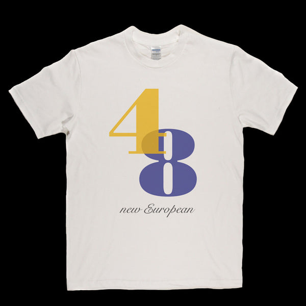 48 New European T Shirt