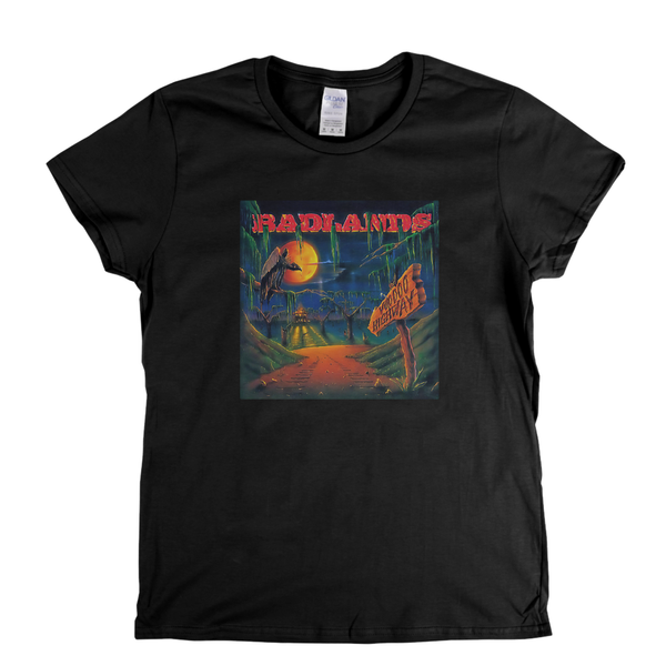 Badlands Voodoo Highway Womens T-Shirt