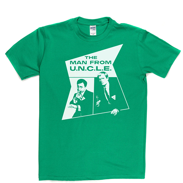 The Man From Uncle T Shirt