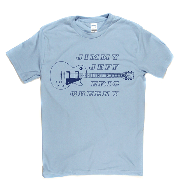 Jimmy Jeff Eric Greeny T Shirt