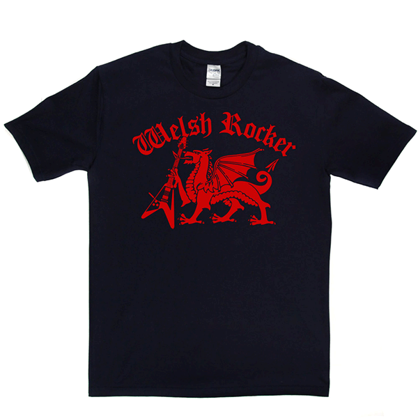 Welsh Rocker T Shirt