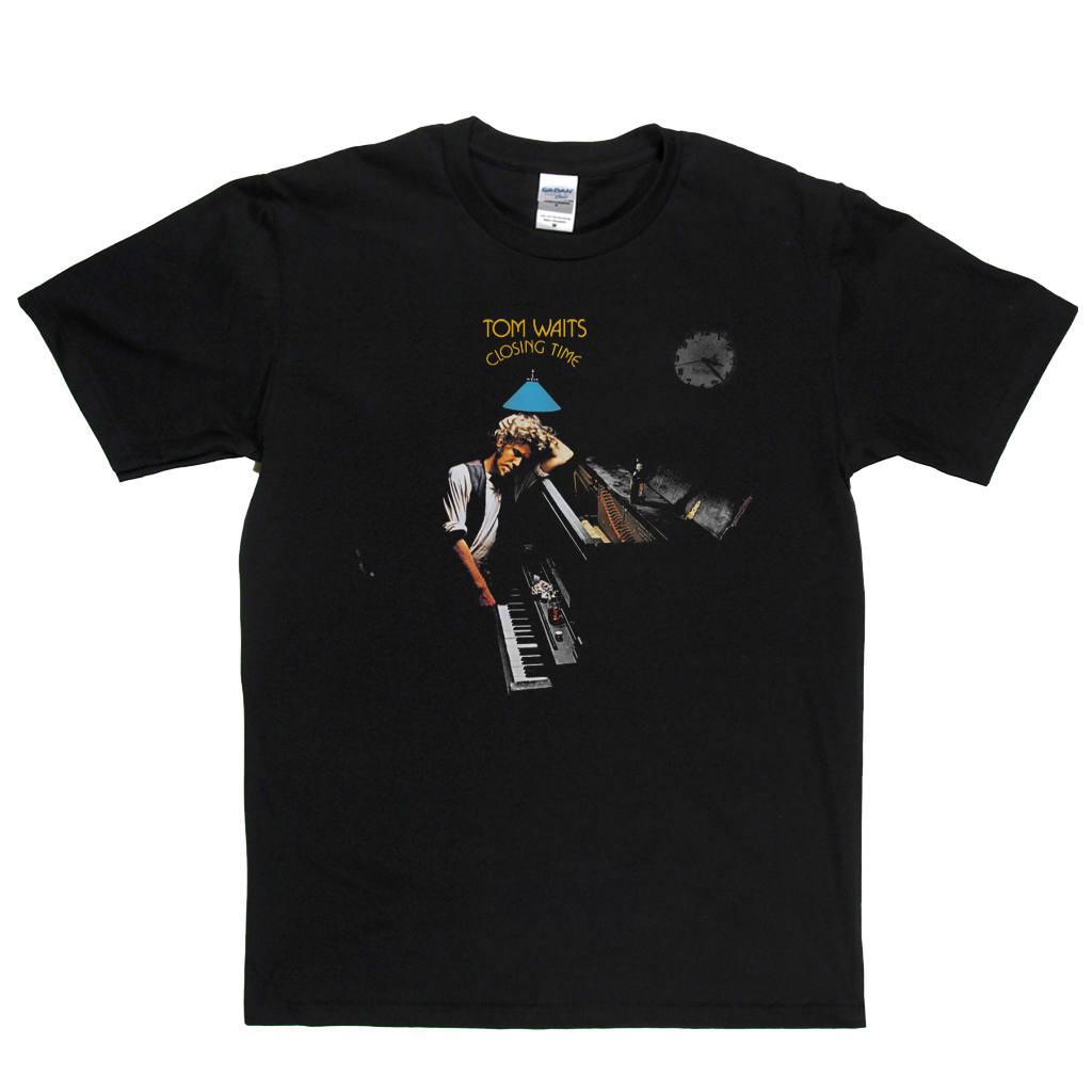 Tom Waits Closing Time T-Shirt