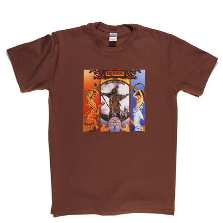 Dr John The Sun Moon And Herbs T-Shirt