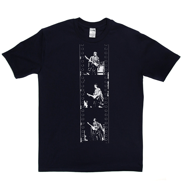 Hendrix Film T-shirt