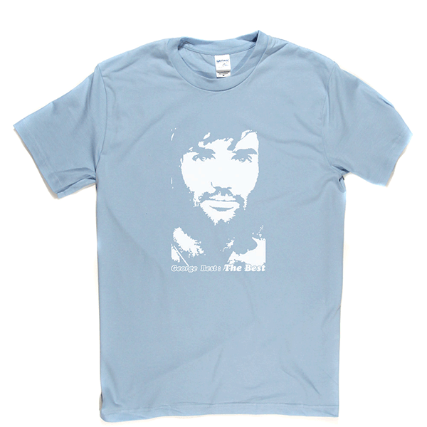 George Best T Shirt