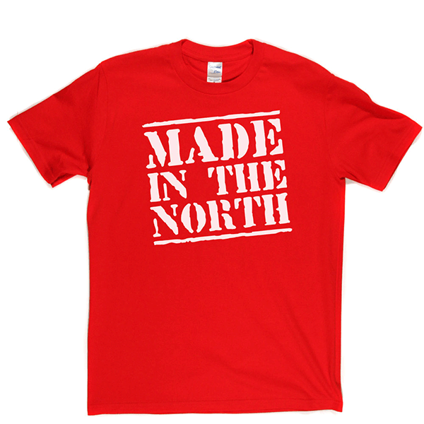 Made in the North T Shirt