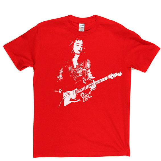 Tommy Bolin T-shirt