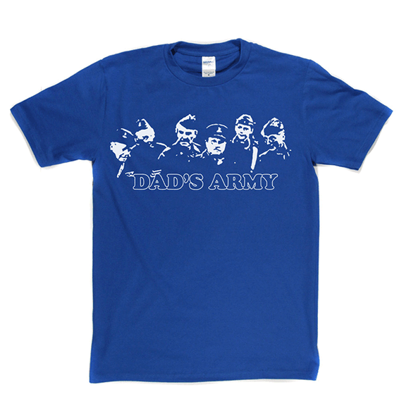 Dads Army T Shirt