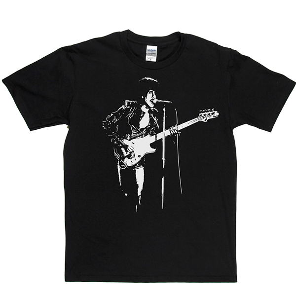 Phil Lynott Bass T-shirt