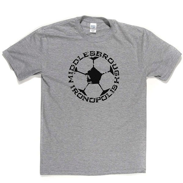 Middlesbrough Ironopolis T Shirt