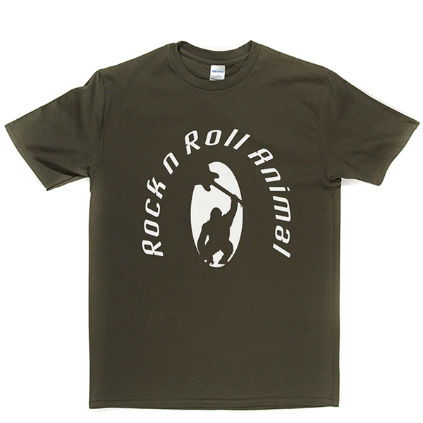 Rock n Roll Animal T Shirt