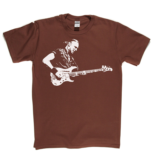 Billy Sheehan T-shirt