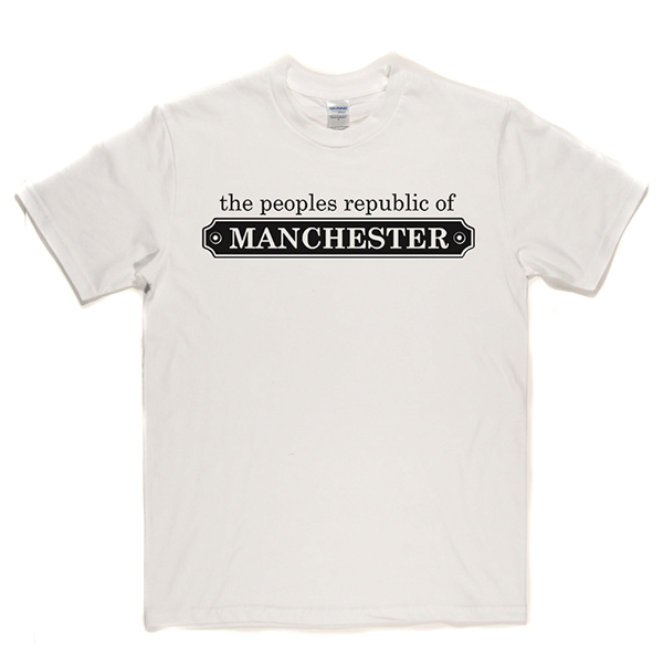 Republic of Manchester T Shirt