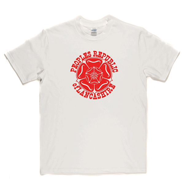 Peoples Republic Lancashire T Shirt