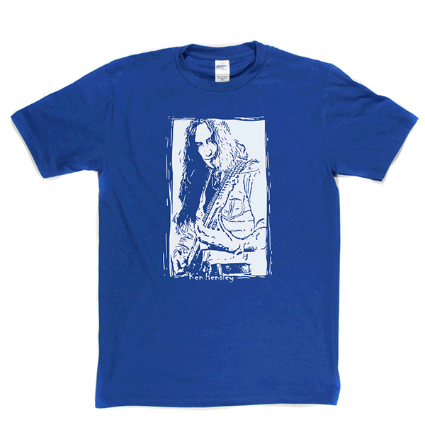 Ken Hensley T Shirt