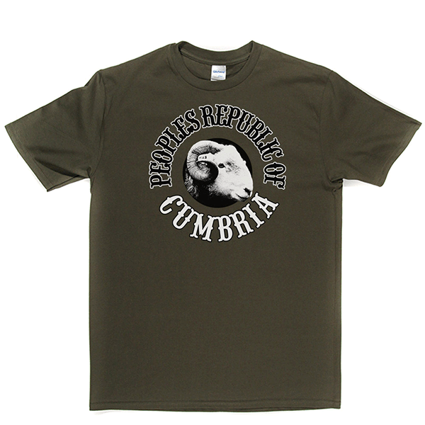 Peoples Republic of Cumbria T Shirt