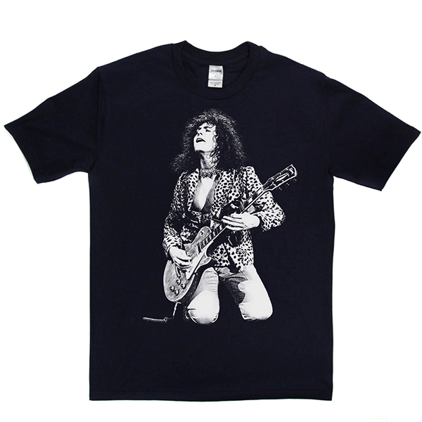 Marc Bolan on Stage T Shirt