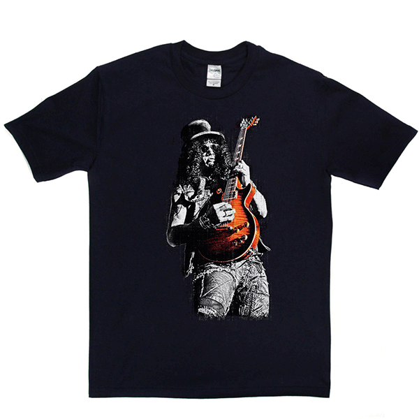 Slash Guitar T-shirt