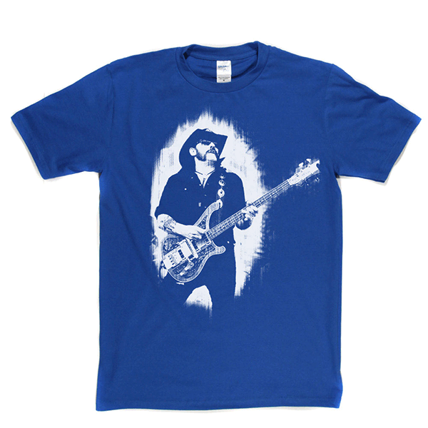 Lemmy Live T Shirt