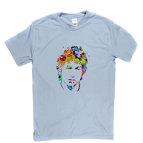 Bob Dylan Flower Power T-shirt