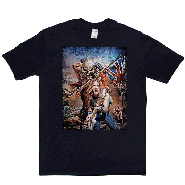 Steve Harris Trooper T-shirt