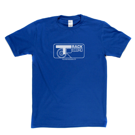 Track Record Label Logo T-Shirt