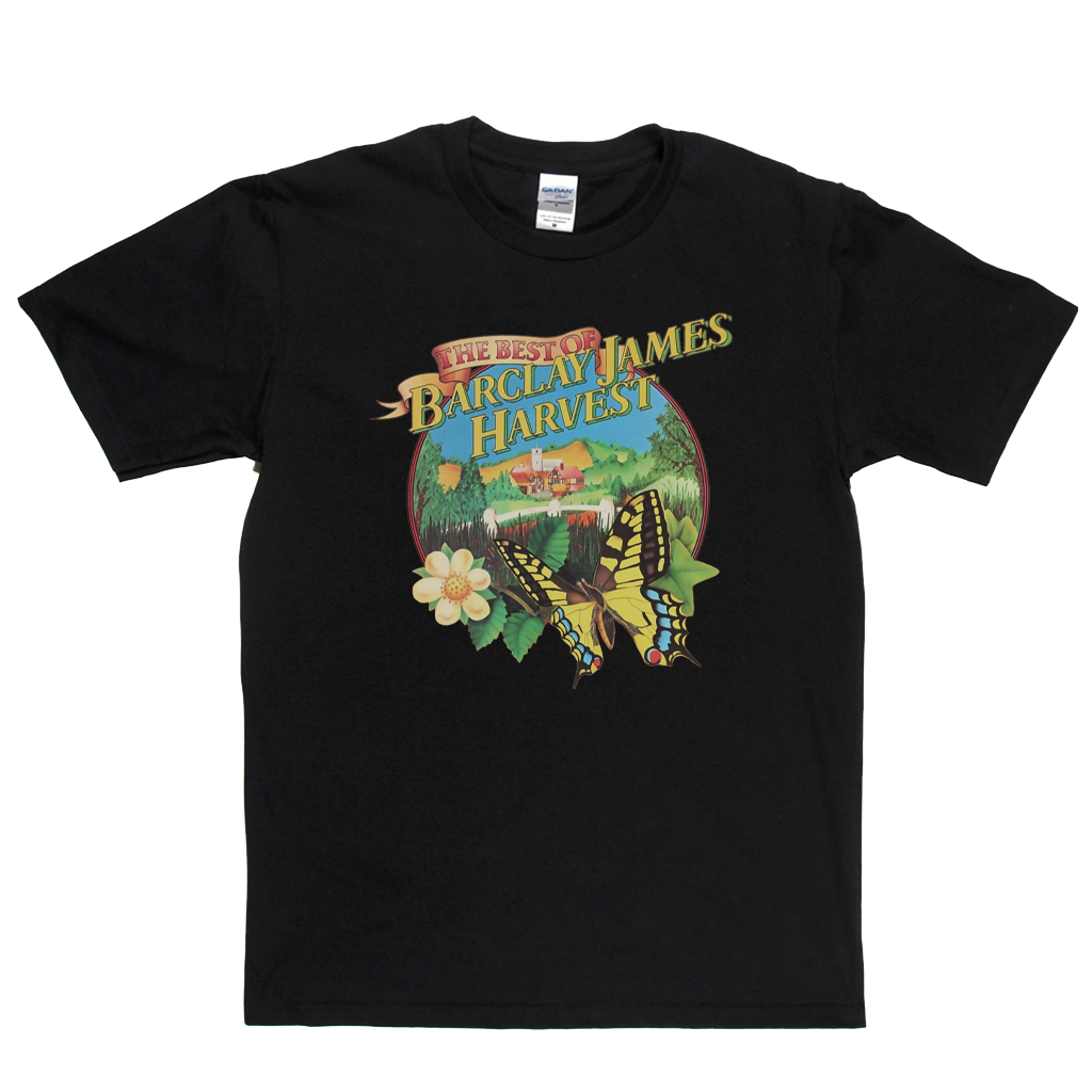 Barclay James Harvest The Best Of T-Shirt