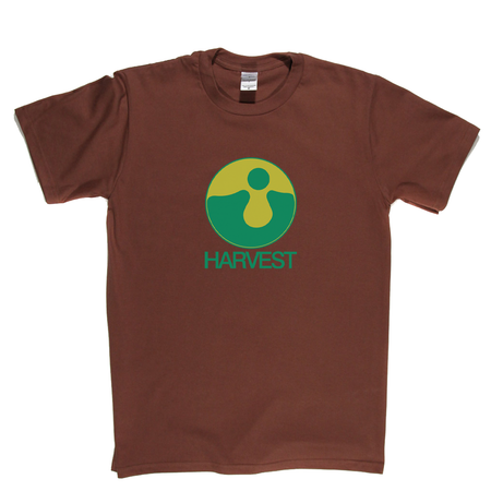 Harvest Label Colour Logo T-Shirt