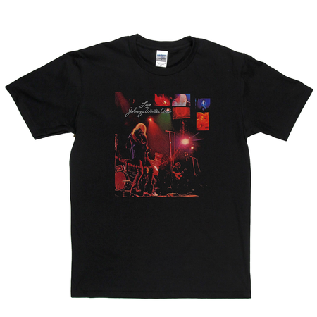 Johnny Winter And Live T-Shirt