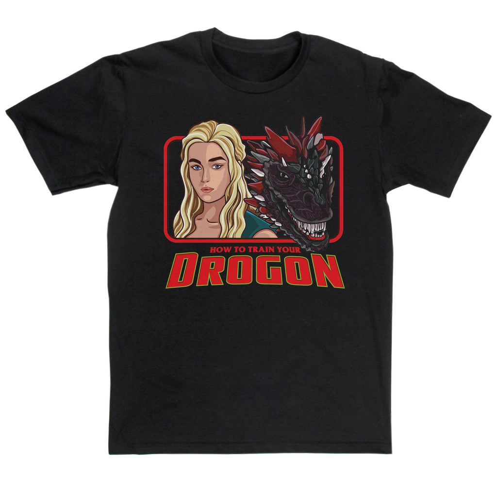 How To Train Your Drogon Mashup T Shirt Inspired By Game Of Thrones