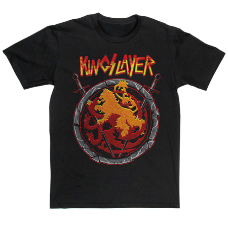 Kingslayer T Shirt Inspired By Game Of Thrones