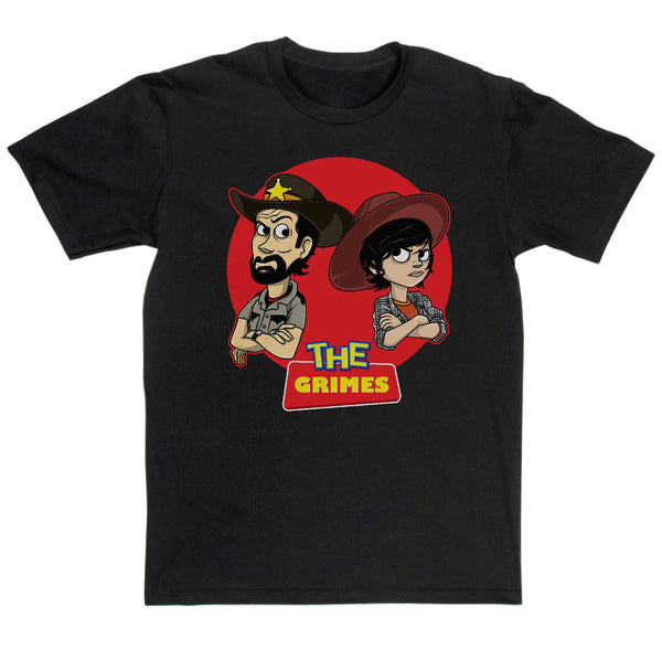 The Grimes Mashup T Shirt Inspired By The Walking Dead & Toy Story