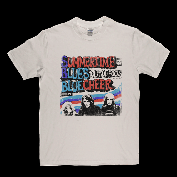 Blue Cheer Summertime Blues T-Shirt