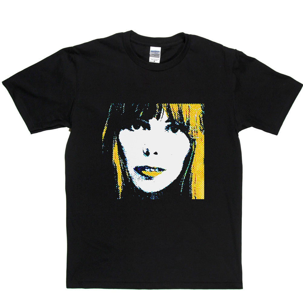 Joni Mitchell Pop Art T Shirt