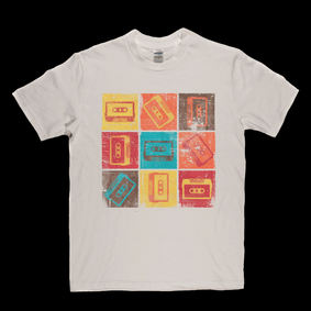 Compact Cassette Regular T-Shirt
