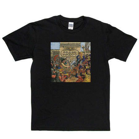 The Mothers The Grand Wazoo T-Shirt