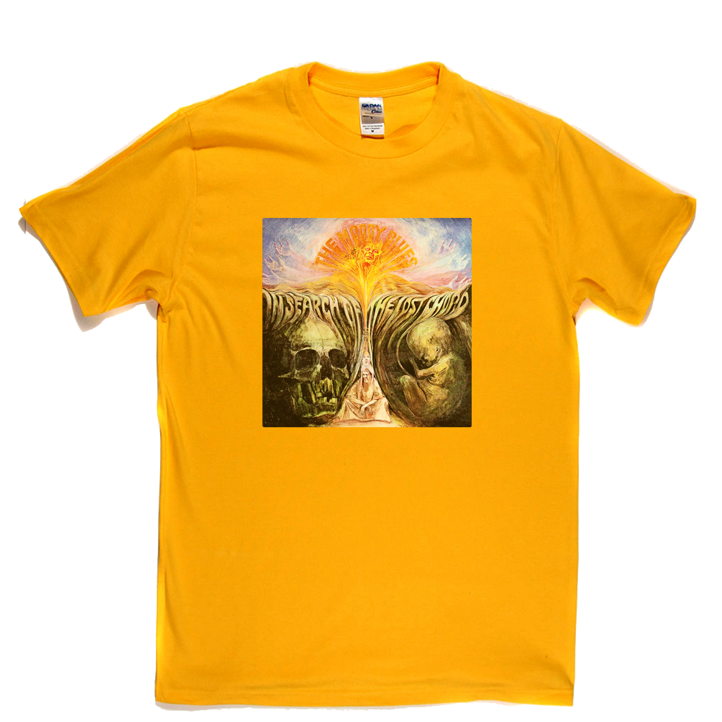 The Moody Blues In Search Of The Lost Chord T-Shirt