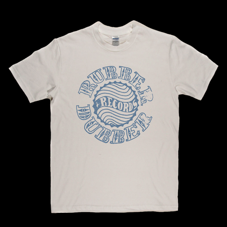Rubber Dubber Records Bootleg Label T-Shirt